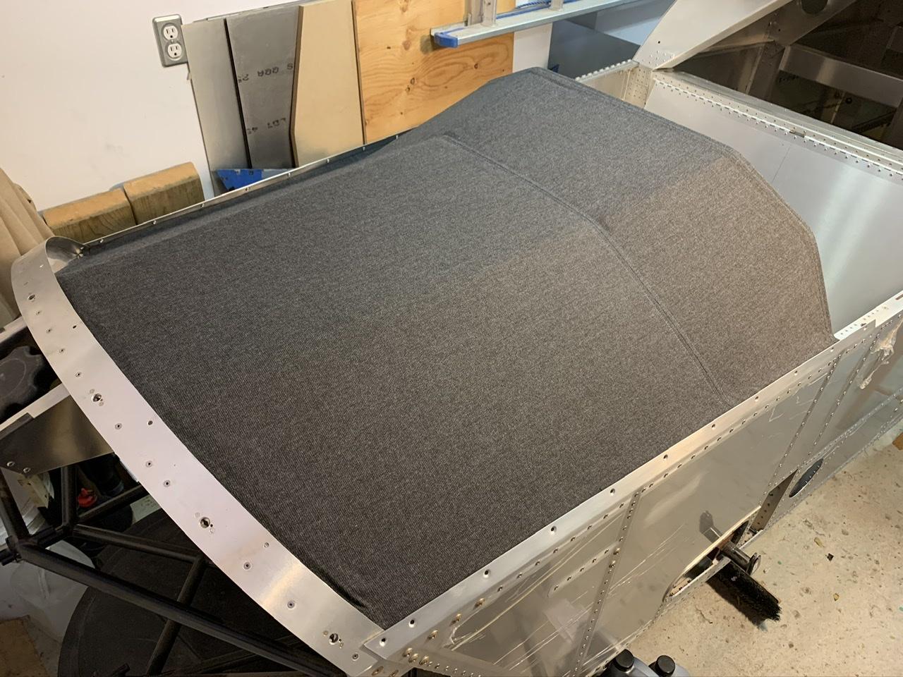 Glare Shield Cover